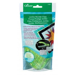 Clover - Jumbo Wonder Clips 24pc