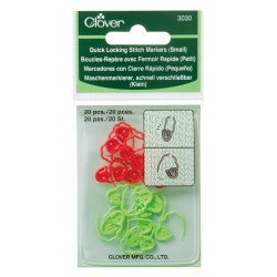 Clover - Quick Locking Stitch Markers
