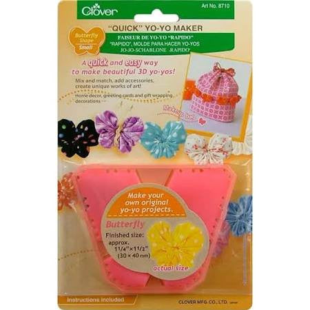 Clover - Quick Yo-Yo Maker - Butterfly-Shape