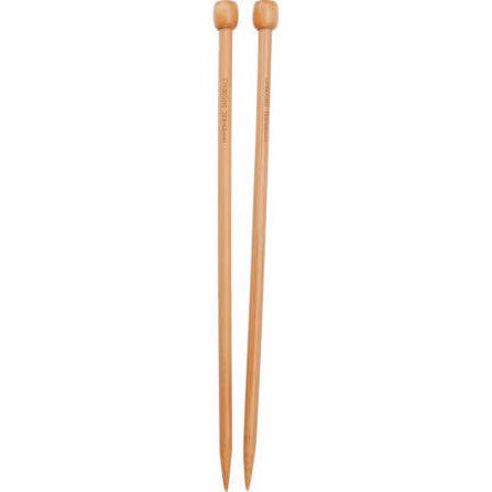 "ChiaoGoo - Dark Bamboo - 13"" Single Point"