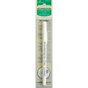 Clover - White Marking Pen-Fine