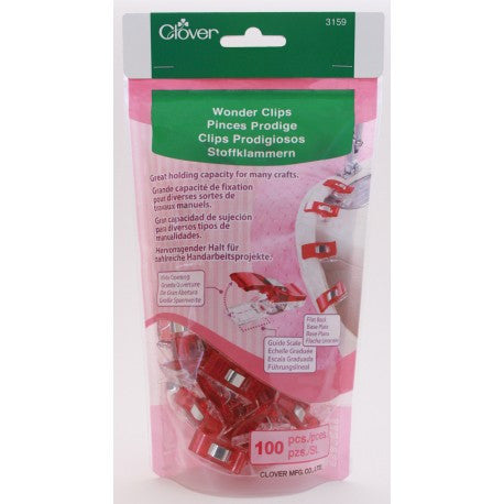 Clover - Wonder Clip, 100pc