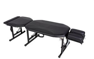 Lifetimer LT-CAT Carbon Aluminum Chiropractic Table