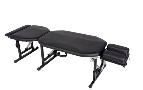 Image of Lifetimer LT-CAT Carbon Aluminum Chiropractic Table