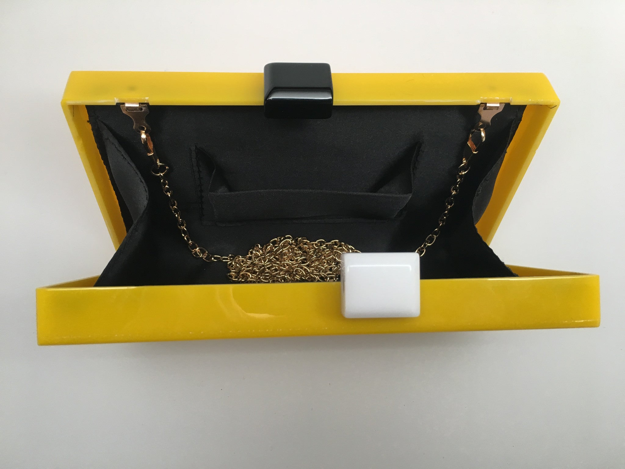 One of a kind Taxi Clutch