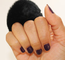 """Get The Party Started"" Pom Pom Statement Ring-Black"