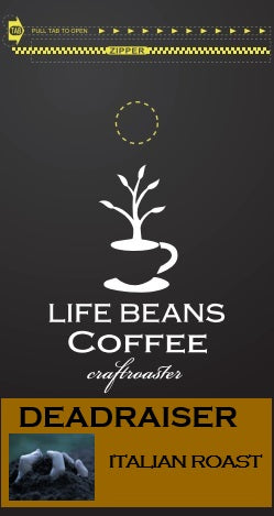 Deadraiser - Life Beans Coffee