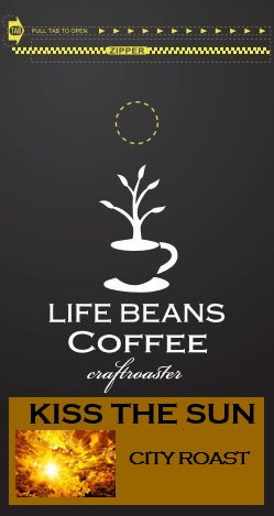 Kiss the Sun - Life Beans Coffee