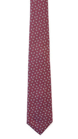 Chester - Maroon Tie
