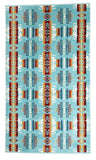 Pendleton® Spa Towel, Chief Joseph, Aqua