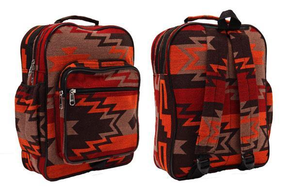 New West, Native Style Backpack, Tan