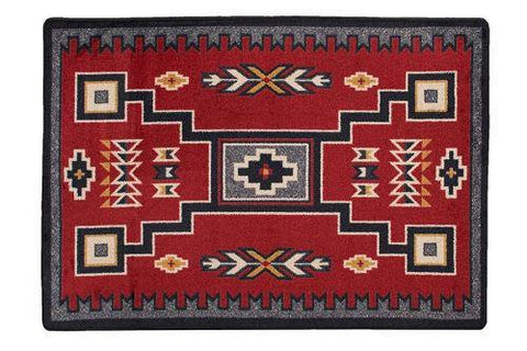 American Dakota, Old Crow Rug