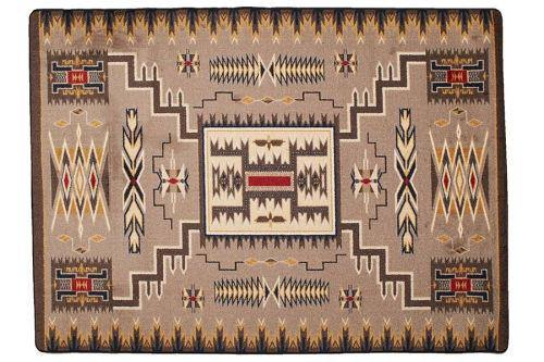 American Dakota, Storm Catcher Rug