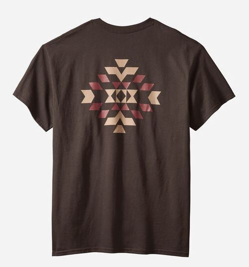 Pendleton Men's Graphic Tee, Basket Maker