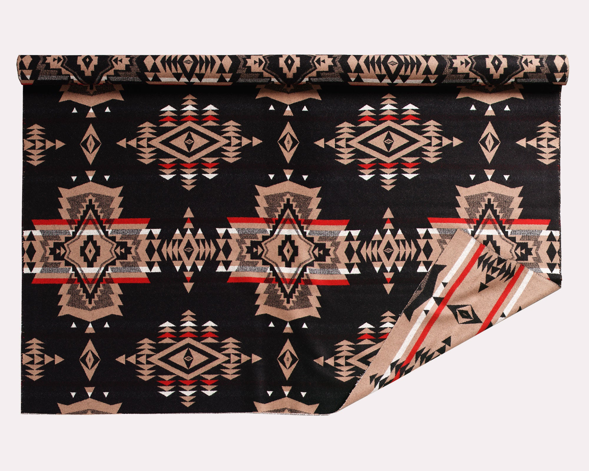 Pendleton® Fabric, Black Diamond