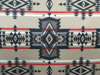Pendleton® Fabric, Over-all Black