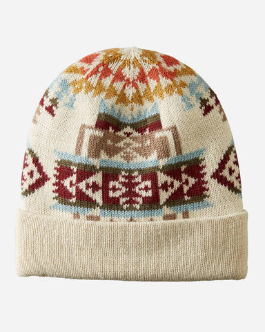 Pendleton© Knit Hat, Chief Joseph Ivory