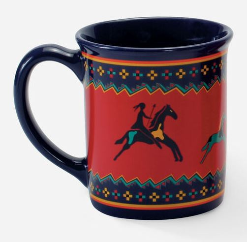 Pendleton® Legendary Coffee Mug, Celebrate the Horse