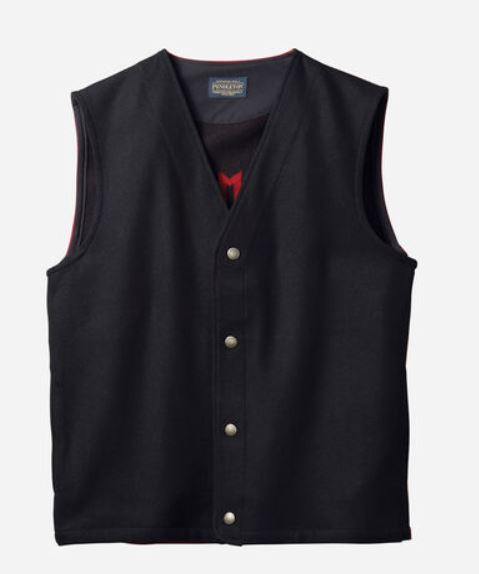 Pendleton Vest, Chief Star