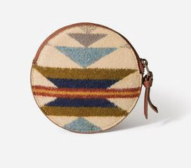 Pendleton® Coin Purse, Wyeth Trail
