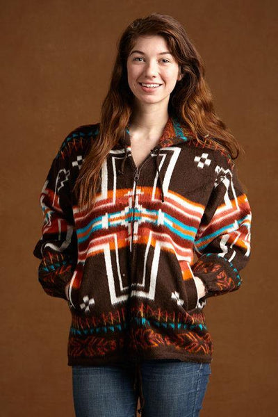 Earth Ragz® Native Style Sweater, Tan_1
