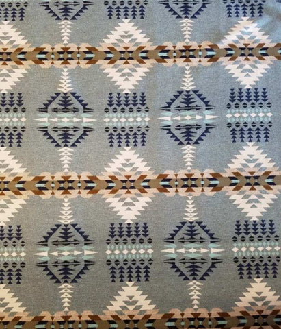 Pendleton® Fabric, Rancho Arroyo, Blue