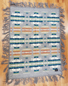 Pendleton® Chief Joseph Baby Blanket Shawl Collection, Grey