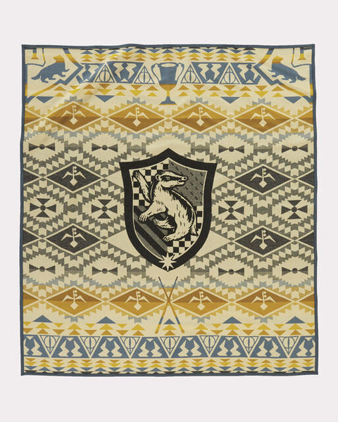 Pendleton© Harry Potter Hufflepuff Blanket