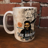 The Mountain Ceramic Coffee Mug, The Originals