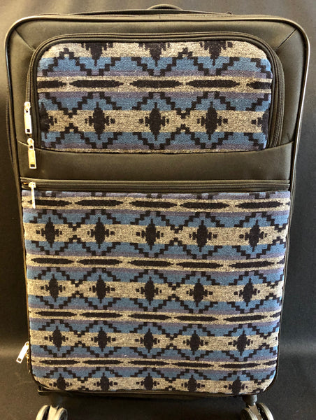 Tribal Style Luggage, Diamond Cross