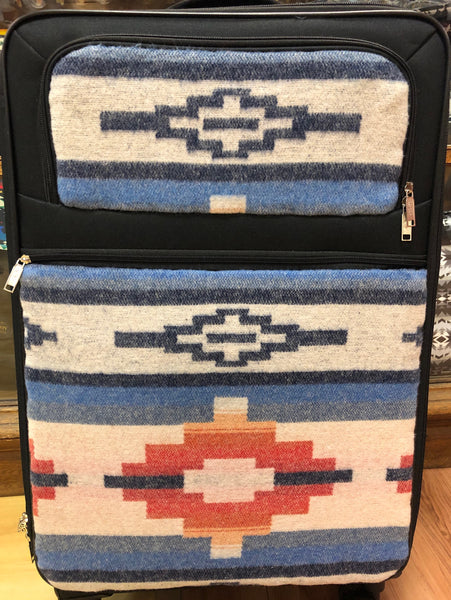 Tribal Style Luggage, Red, Red Canyon