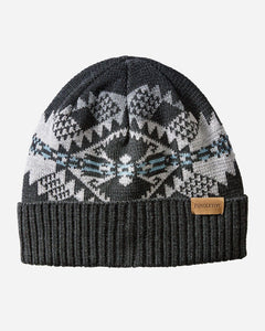 Pendleton© Knit Cap, Journey West Black