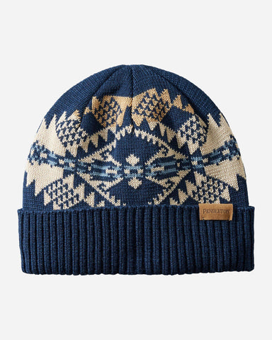 Pendleton© Knit Cap, Journey West Navy