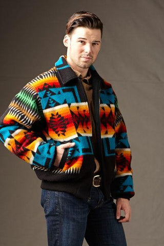 Bomber Jacket, Chief Joseph Black
