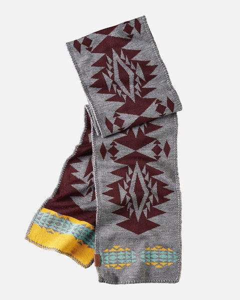 Pendleton® Knit Scarf, Crescent Butte Grey
