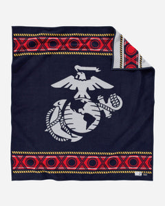 Pendleton© The Few. The Proud. The Marines. Blanket