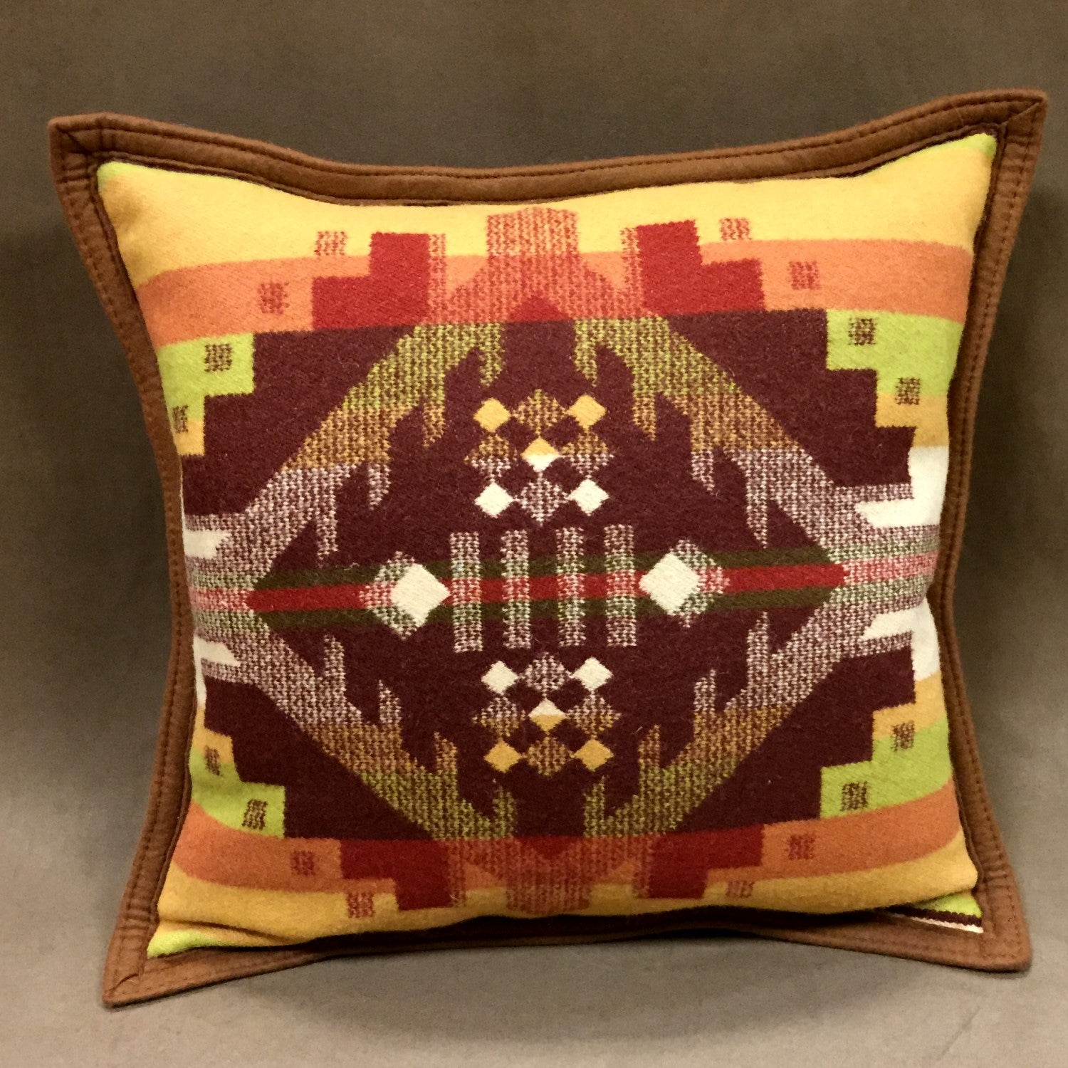 Pendleton® Pillow, Mesquite Canyon, Amber