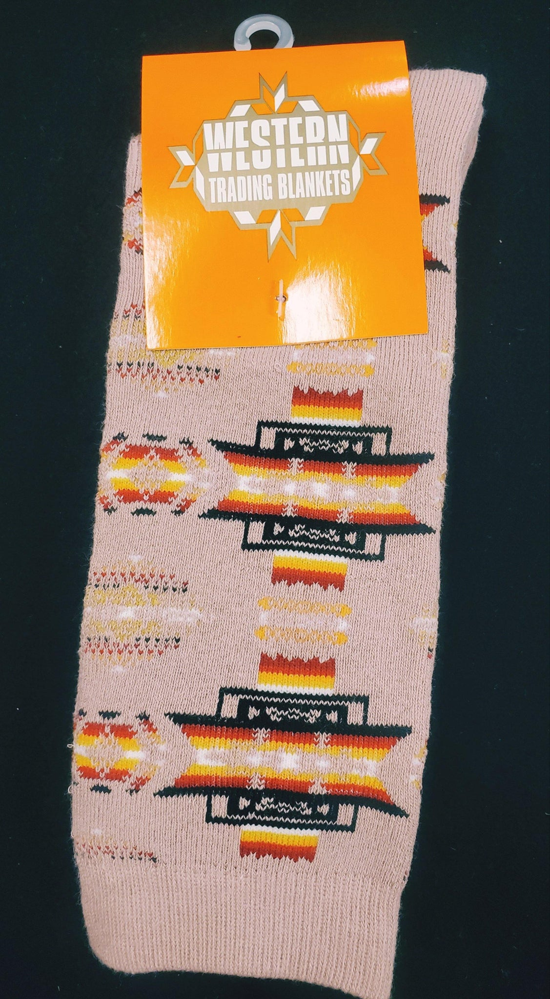 Native Style Dress Socks, Millenial Pink