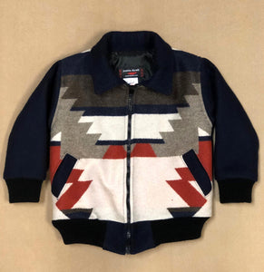 Kid's Mountain Majesty Bomber Jacket