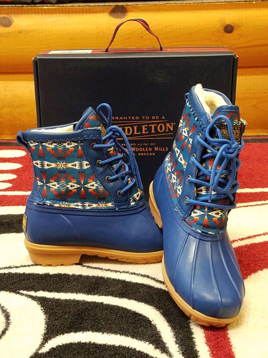 Pendleton© Duck Boots Tuscan Navy