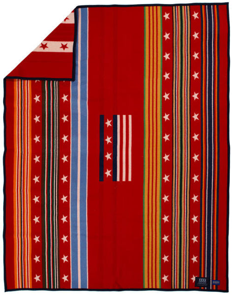 Pendleton® Greatful Nation Blanket
