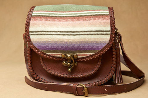 Pendleton® Saddle Style Handbag, Multi