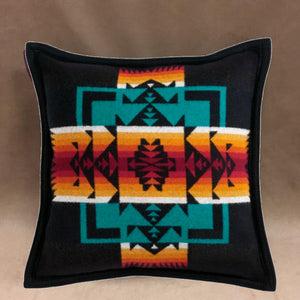 Pendleton® Pillow, Chief Joseph, Black
