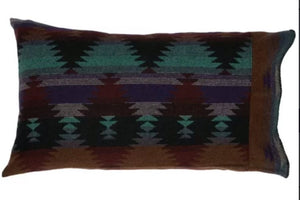 Wooded River Painted Desert Standard Pillow Sham