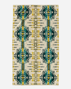 Pendleton® Spa Towel Pilot Rock, Olive - Kraffs Clothing