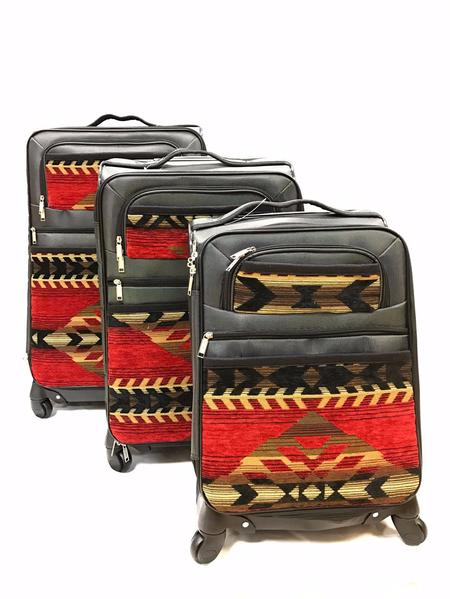 Tribal Style Luggage, Gallup