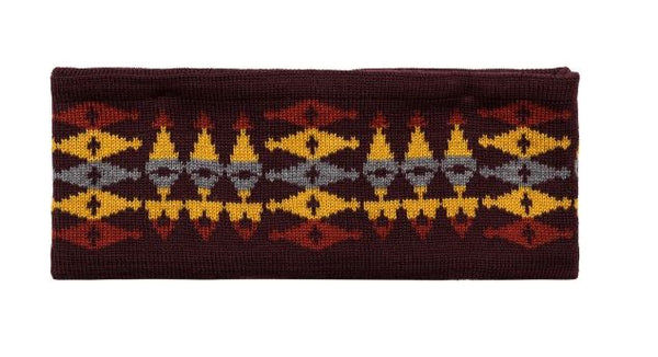 Pendleton® Fleece Lined Headband, Redtop