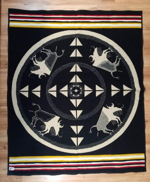 Pendleton© Buffalo Nation, Pte Oyate Blanket