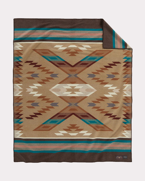 Pendleton® Jacquard Blanket Roselyn Begay