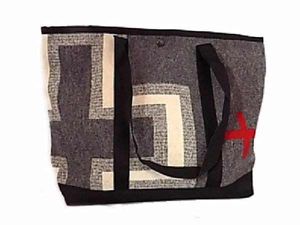Shopping Bag, San Miguel, Made with Pendleton® Fabric